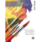 Alfred Music A Splash of Color, Book 1