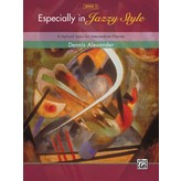 Alfred Music Especially in Jazzy Style, Book 2