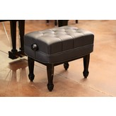 Hidrau Model Hidrau Model Premium Leather Artist Bench