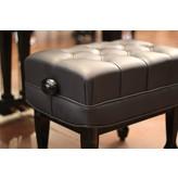 Hidrau Model Hidrau Model BC39TECH Premium Leather Artist Bench - Hydraulic Adjustable