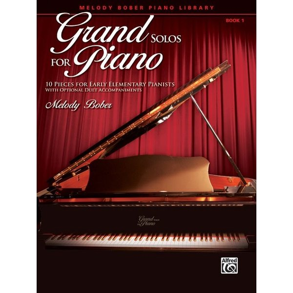 Alfred Music Grand Solos for Piano, Book 1