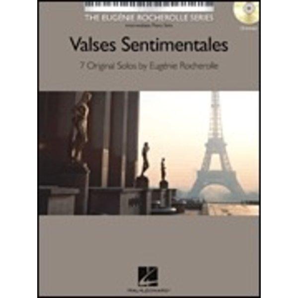 Hal Leonard Valses Sentimentales