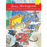 Alfred Music Jazz Menagerie, Book 1