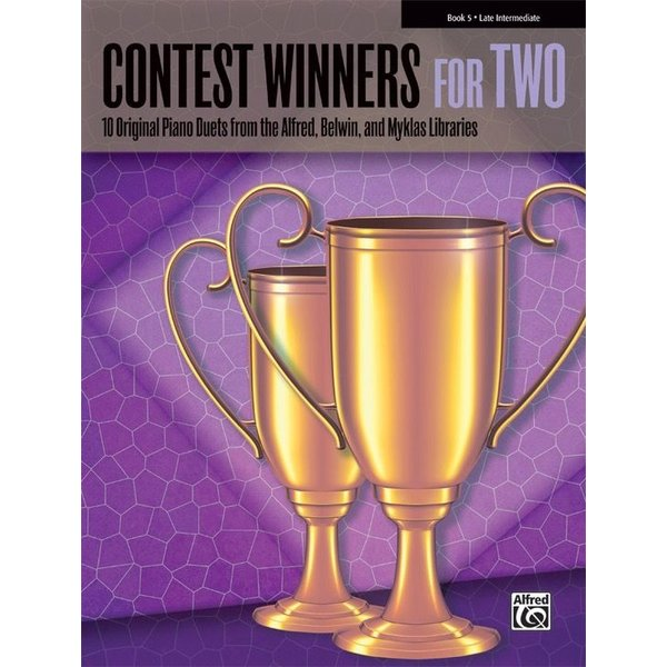 Alfred Music Contest Winners for Two, Book 5