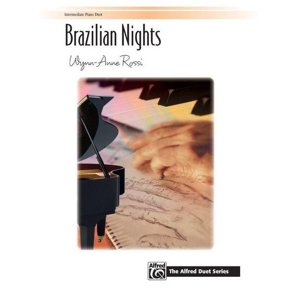 Alfred Music Brazilian Nights