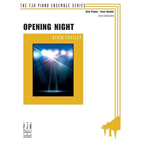FJH Opening Night