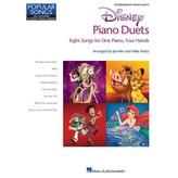 Hal Leonard Disney Piano Duets