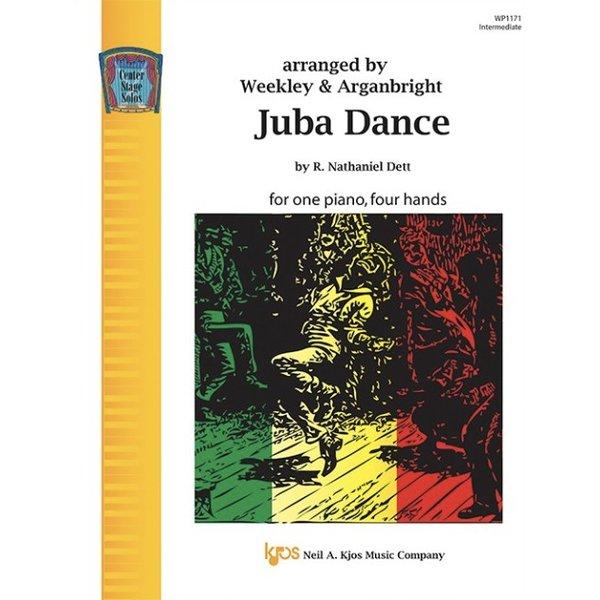 Kjos Juba Dance