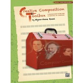 Alfred Music Creative Composition Toolbox, Book 4