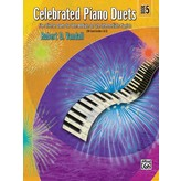 Alfred Music Celebrated Piano Duets, Book 5