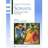 Kjos Poulenc - Sonata
