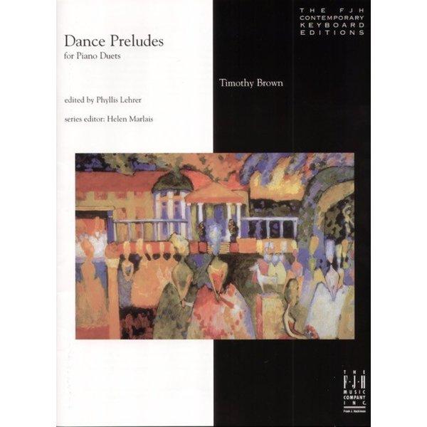FJH Dance Preludes