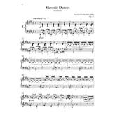 Alfred Music Dvorák - Slavonic Dances, Opus 72