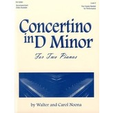 Heritage Music Press Concertino in D Minor