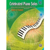 Alfred Music Celebrated Piano Solos, Book 2