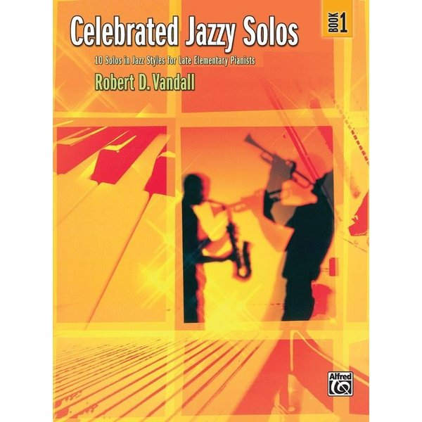 Alfred Music Celebrated Piano Solos, Book 1