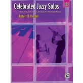 Alfred Music Celebrated Jazzy Solos, Book 3