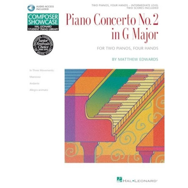 Hal Leonard Concerto No. 2 in G Major