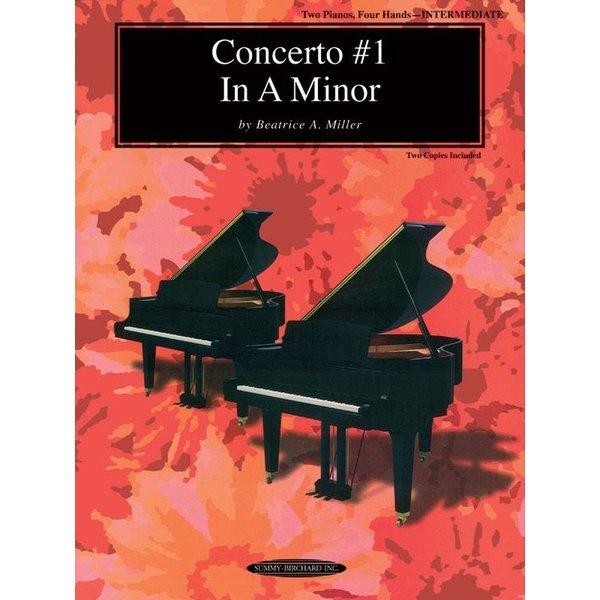 Alfred Music Concerto #1 in A Minor
