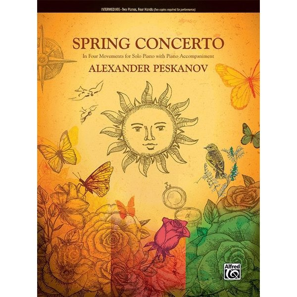 Alfred Music Spring Concerto