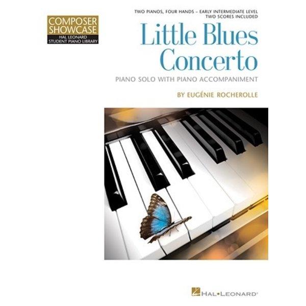 Hal Leonard Little Blues Concerto