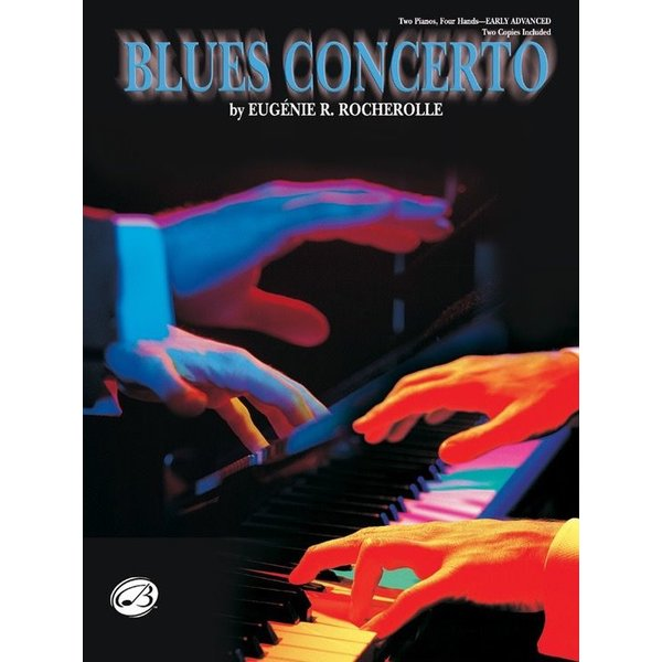 Alfred Music Blues Concerto