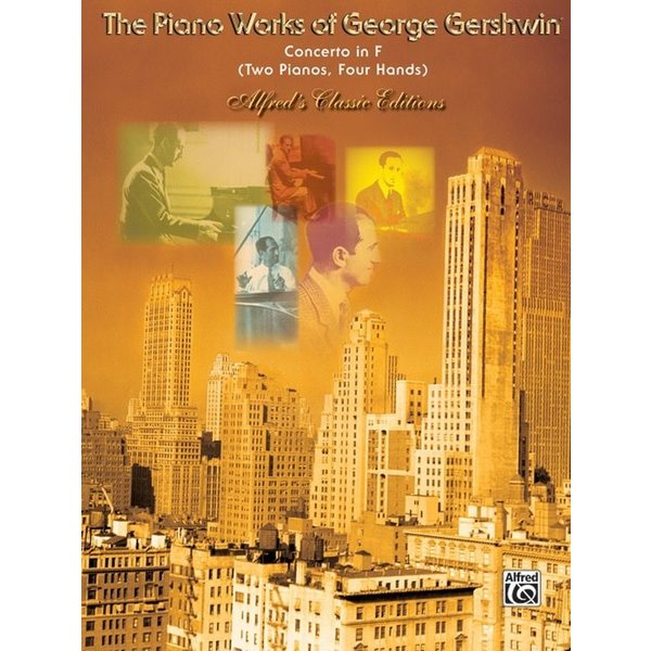 Alfred Music Gershwin - Concerto in F
