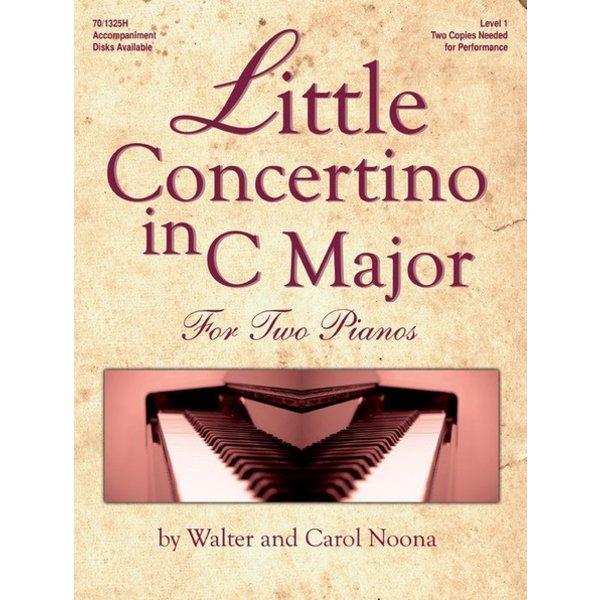 Heritage Music Press Little Concertino in C Major