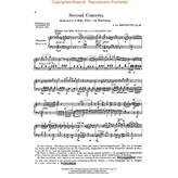 Schirmer Beethoven - Concerto No. 2 in Bb, Op. 19