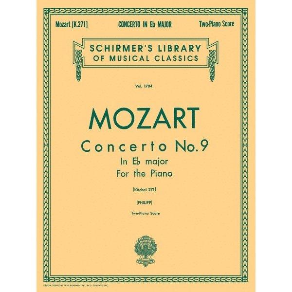 Schirmer Mozart - Concerto No. 9 in Eb, K.271