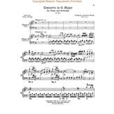 Schirmer Mozart - Concerto No. 17 in G, K.453