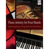 Lillenas Piano Artistry for Four Hands