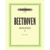 Edition Peters Beethoven - Sonatas, Volume II