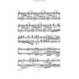 Edition Peters Liszt - Sonata in b minor