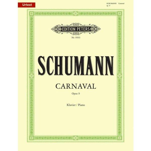 Schumann - Carnaval Op 9