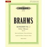 Edition Peters Brahms - Piano Concerto No.2 in Bb Major Op.83