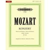 Edition Peters Mozart - Conerto No.20 in D Minor KV466