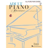 Faber Piano Adventures Adult Piano Adventures All-in-One Lesson Book 2 with CD