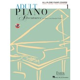 Faber Piano Adventures Adult Piano Adventures All-in-One Lesson Book 1