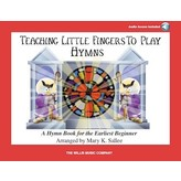 Willis Music Company Teaching Little Fingers to Play Hymns - Book/CD
