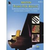 Bastien Piano Bastien Piano For Adults, Book 2 (Book & 2-CD)