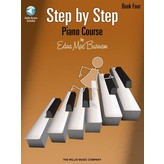 Willis Music Company Step by Step Piano Course – Book 4 with Online Audio