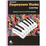 Schaum Fingerpower – Etudes Level 4