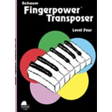 Schaum Fingerpower Transposer, Level Four