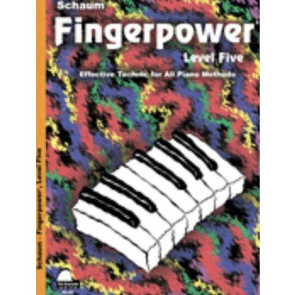 Schaum Fingerpower Book, Level 5