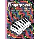 Schaum Fingerpower Book, Level 4