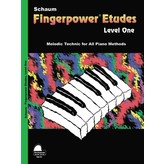 Schaum Fingerpower® Etudes, Level 1