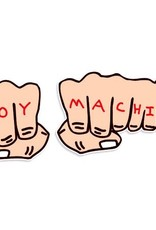 TOY MACHINE FIST STICKER