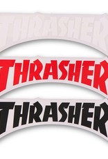 THRASHER DIE CUT LOGO DECAL