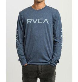 RVCA BIG RVCA LONG SLEEVE T-SHIRT